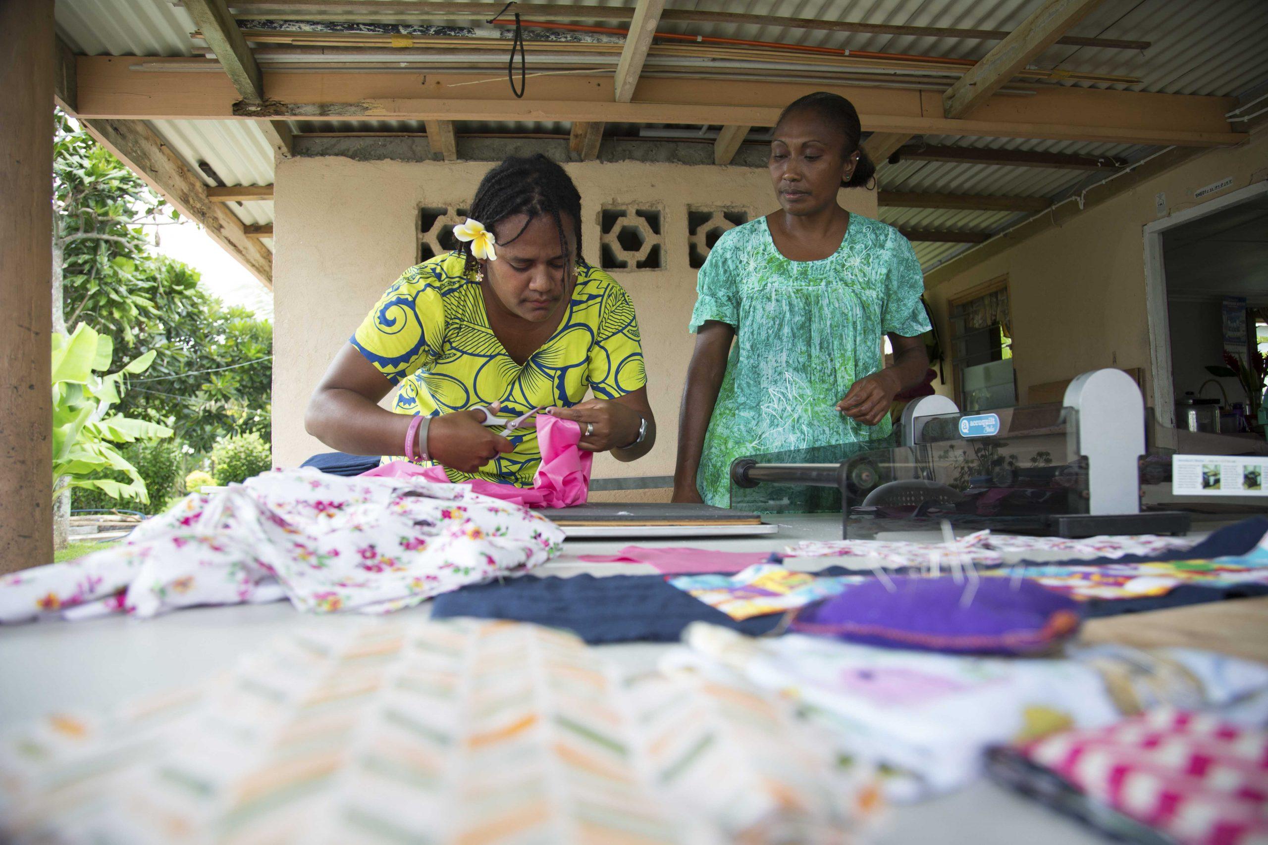 Building Mamma's Laef Vanuatu's resilience