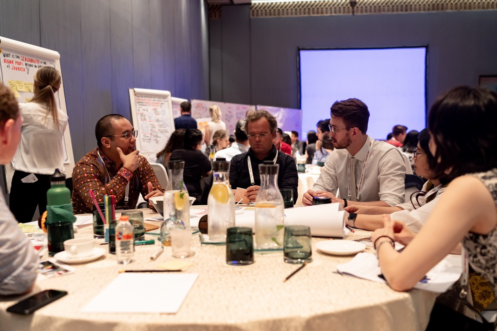Reflections on the Frontier Brokers workshop at AVPN Bali