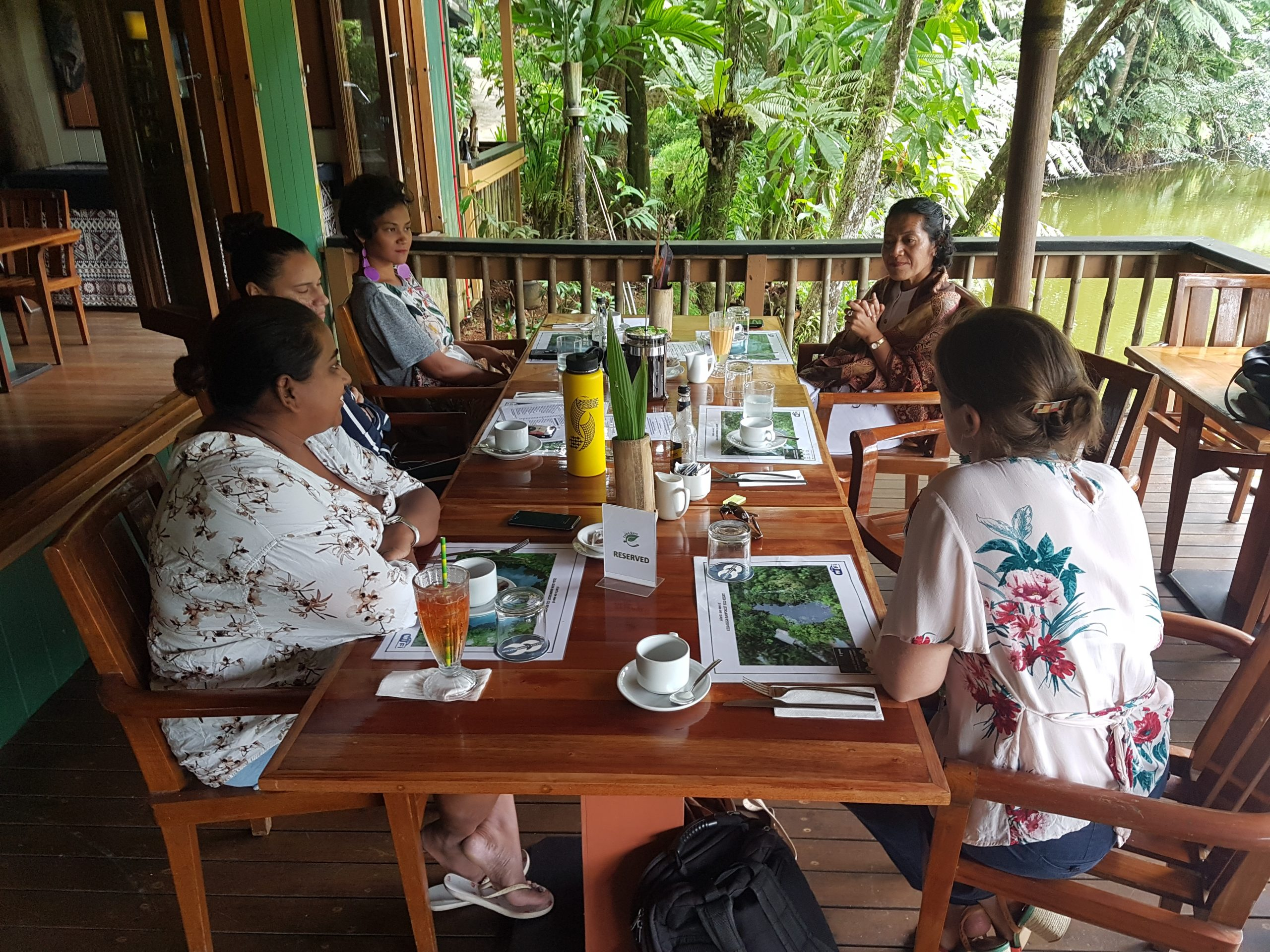 Growing the local advisory ecosystem in the Pacific